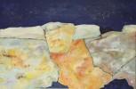B26 Abstr Landschaft 2007 Oel LW 80x120