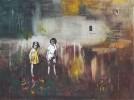O.t. 2009 Gouache Lw 60x80